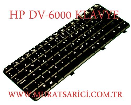 Hp dv6000 kasa klavye panel 2.el